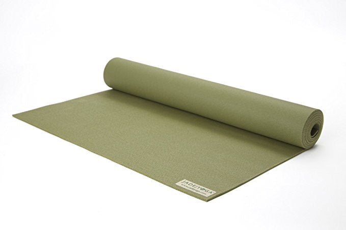 update alt-text with template Daily Steals-Jade Harmony Professional Yoga Mat - 68 Inches - Various Colors-Fitness and Wellness-Olive Green-