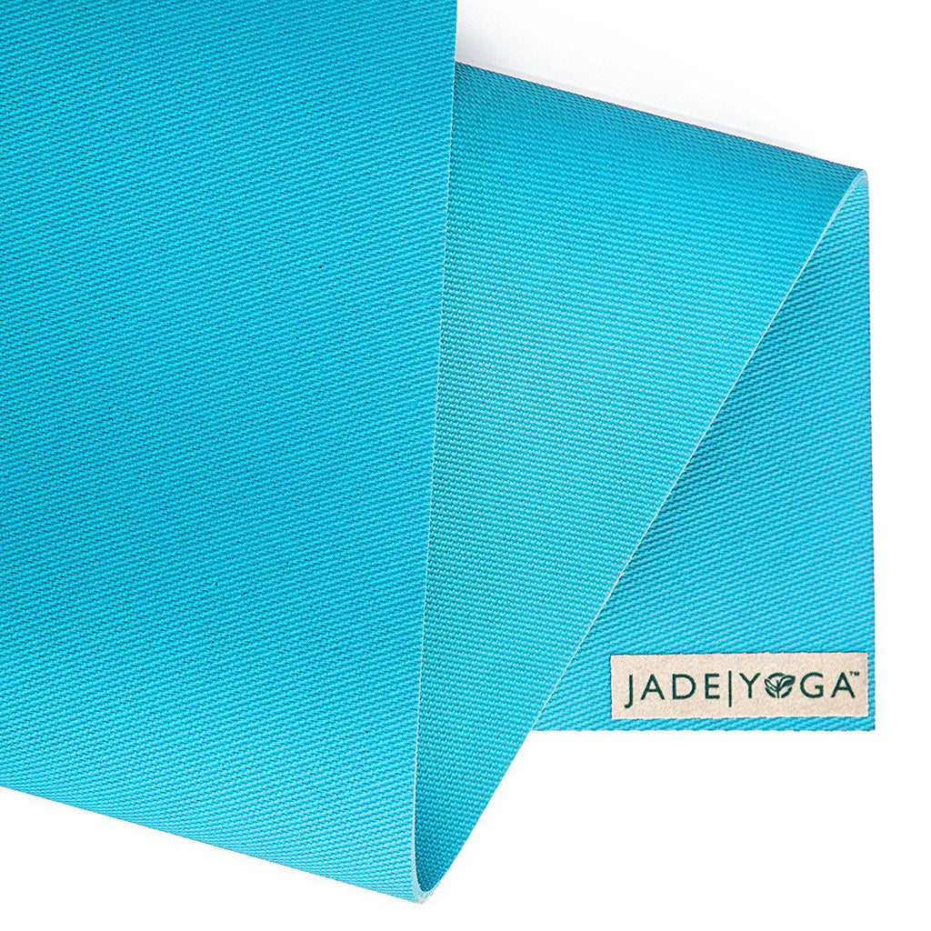 update alt-text with template Daily Steals-Jade Harmony Professional Yoga Mat - 68 Inches - Various Colors-Fitness and Wellness-Teal-