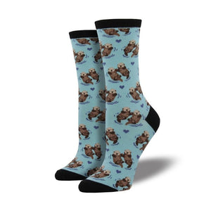 Significant Otter Socks - Cute Dose