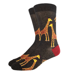 Giraffe Socks - Men's - Cute Dose