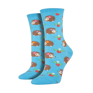 Hedgehog Socks - Cute Dose