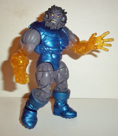 marvel universe BLASTAAR series 4 024 fire arms complete