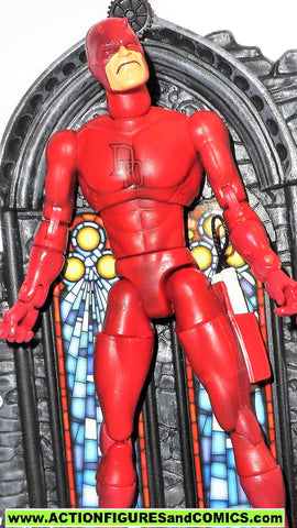 marvel legends DAREDEVIL spider-man classics toy biz 2002 100