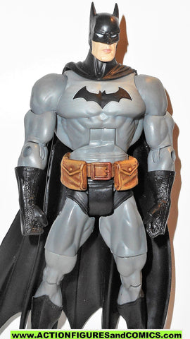 dc universe classics BATMAN 2006 BLACK GRAY s3 Select sculpt super heroes