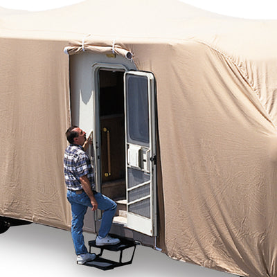 Additional Zippered Door - For Custom RV Covers Only