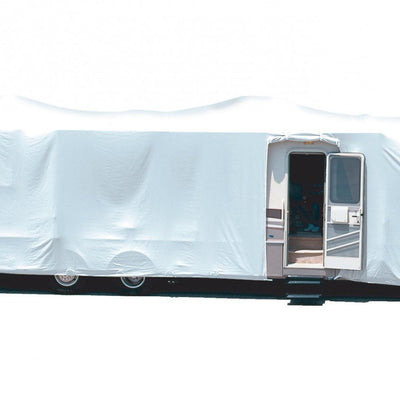 Custom RV Cover - Tyvek All Weather Protection