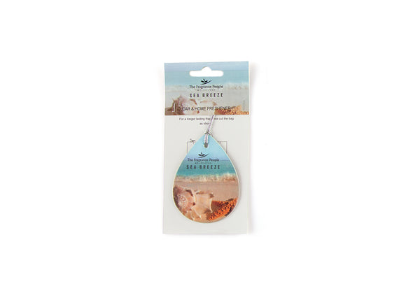 Hanging Car Air Freshener SB - The Fragrance People