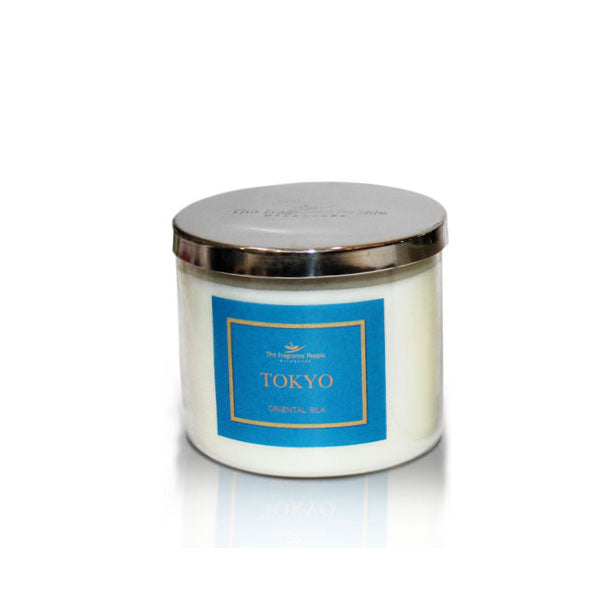 3 Wick Jar Tokyo Candle - The Fragrance People