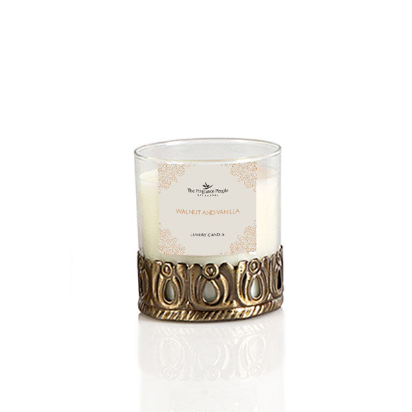 Luxury Glass Candle - The Fragrance People