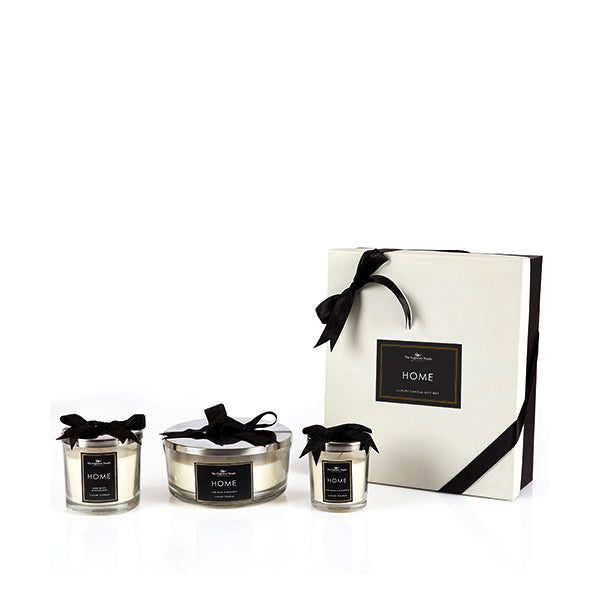 Luxury Glass Candle Gift Set - The Fragrance People