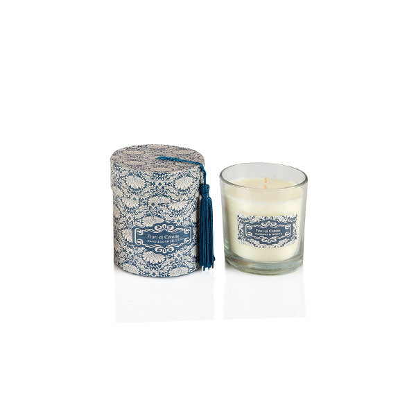 Glass Jar Candle Cotton - The Fragrance People