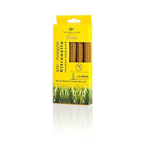 Citronella Floral Incense Sticks - The Fragrance People