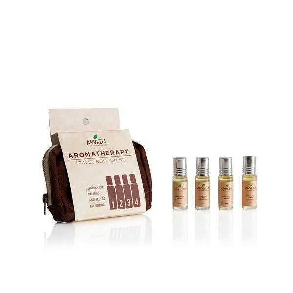 Arveda Travel Roll-On  Kit - The Fragrance People