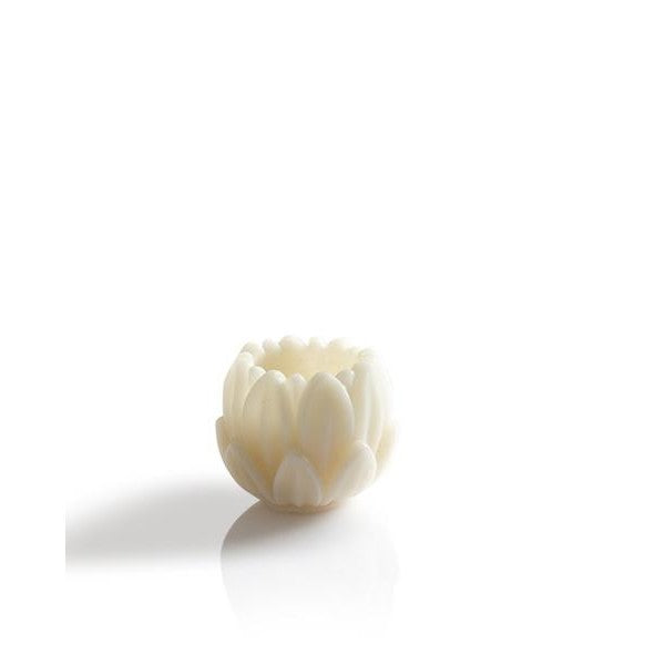 Small Decorative Lotus Candle - The Fragrance People