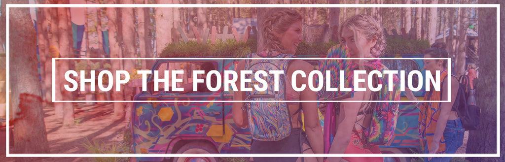 Shop the Electric Forest Collection