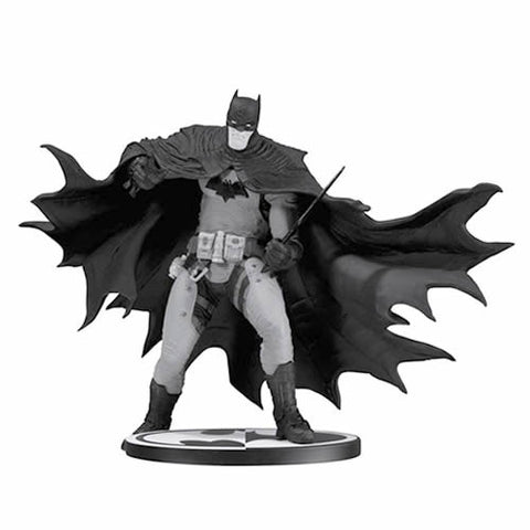 Batman Black & White - Raphael Grampa