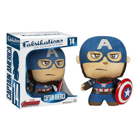 Age of Ultron Fabrikations - Captain America