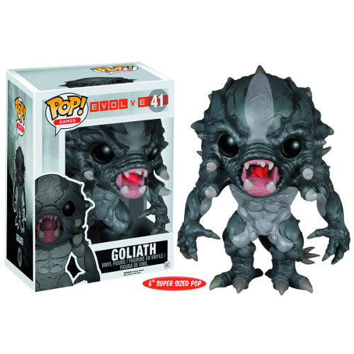 Evolve POP! - Super Sized Goliath