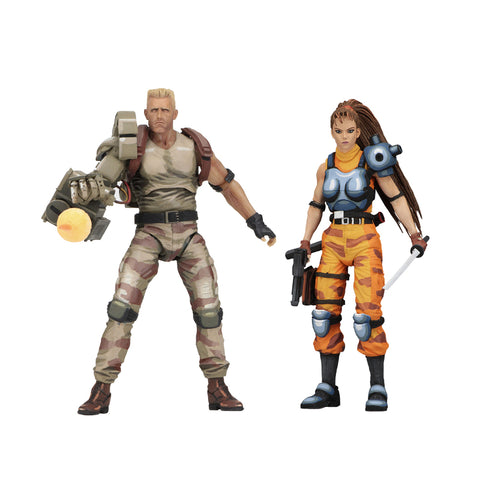 Alien vs. Predator Arcade Dutch & Lin 2-Pack