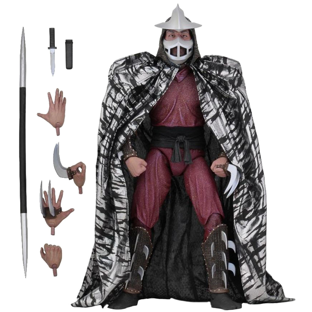 TMNT 1/4 Scale - Shredder