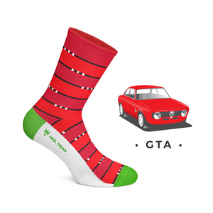 Heel Tread GTA Socks
