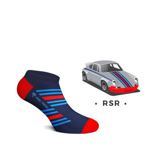 Heel Tread RSR Ankle Socks