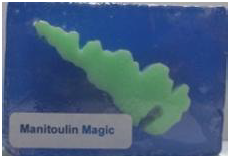 Manitoulin Magic Soap
