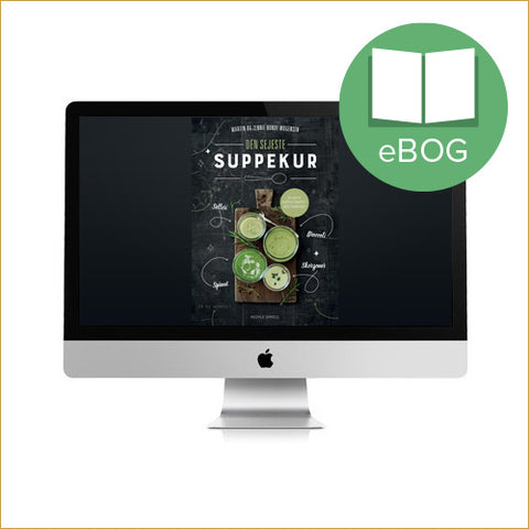 DEN SEJESTE SUPPEKUR – eBOG