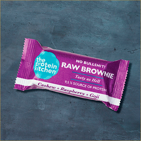 Raw Brownie Cashew