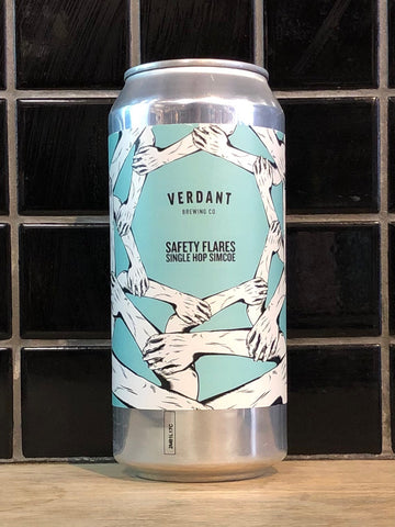 Verdant Safety Flares Single Hop Simcoe Pale