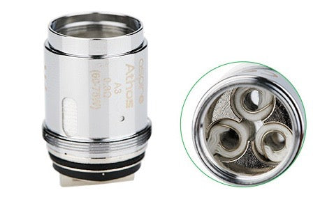 1 pce Aspire Athos Replacement Coil Head