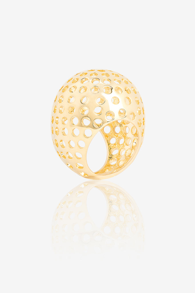 Bubble Dot Ring