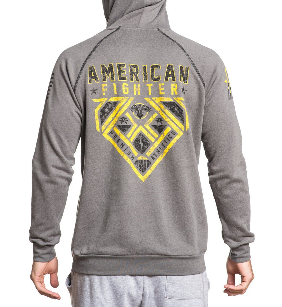 Kelton - Mens Hooded Sweatshirts - American Fighter