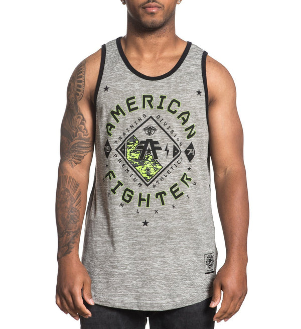 Richmond - Mens Tank Tops - American Fighter