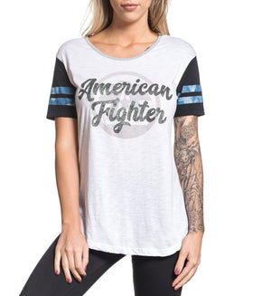Paine - Womens Short Sleeve Tees - American Fighter