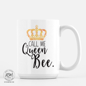 Queen Bee - Ceramic - Mug