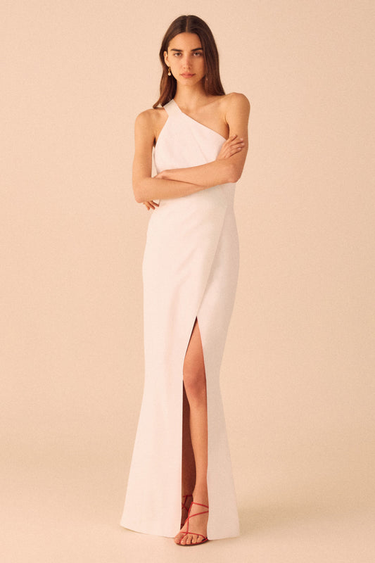 PURSUE GOWN ivory