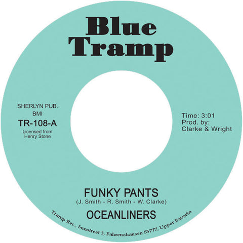 TR-108 Oceanliners-Funky Pants/Cutting Room