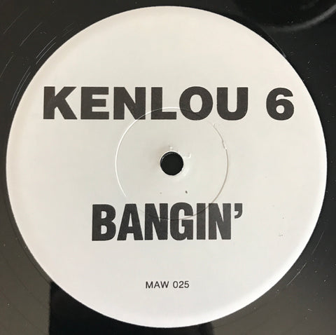Maw-025 Bangin' - Kenlou 6 (One Sided Promo)
