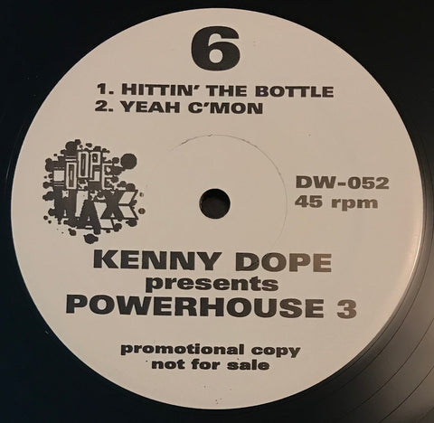 DW-052 Kenny Dope - Powerhouse 3