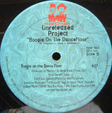 Maw-045 Smooth Like This/Boogie On The Dancefloor Unreleased Project (Masters At Work)