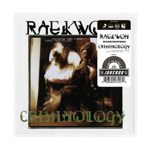 GET-742 Raekwon-Criminolgy B/W Glaciers Of Ice