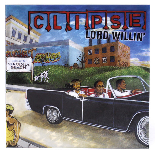 GET-56029-7-S1 Clipse-Lord Willin' 7 Inch Box Set