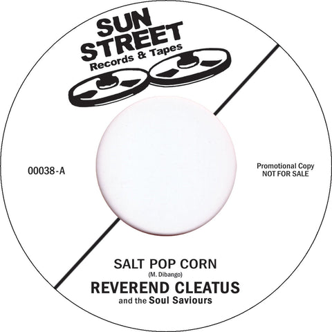 00038 Salt Popcorn/Soul Saviour Stew - Reverend Cleatus