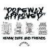DWB-1001/1006 Dopewax Approved Boxset Vol.1 x 6 12's (Multi Colored Splatter Marble)