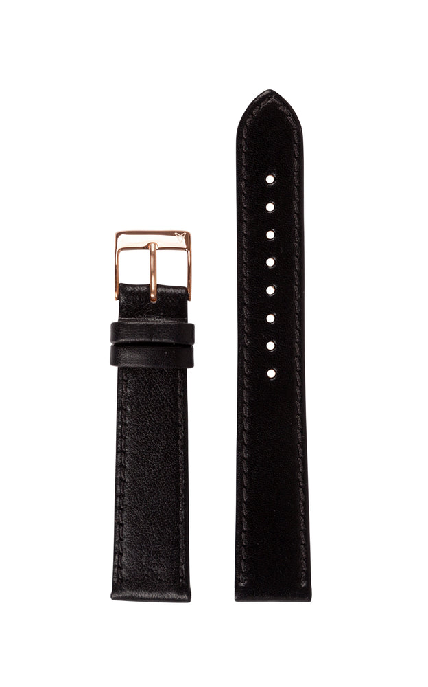 Elite 35.5 Black Veau Strap 1