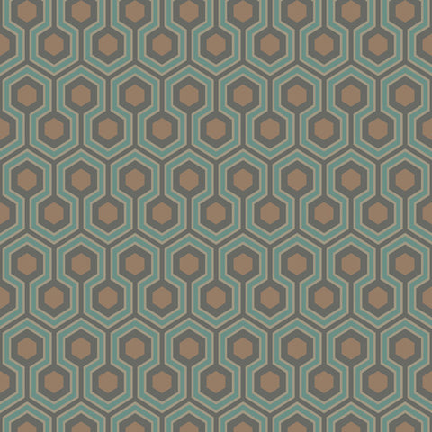 Hicks' Hexagon in Green by Cole + Son