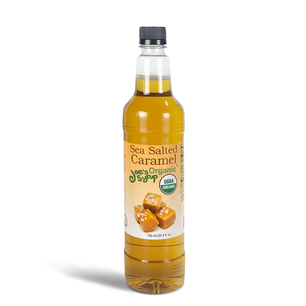 Joe's USDA Organic Syrup - Sea Salt Caramel