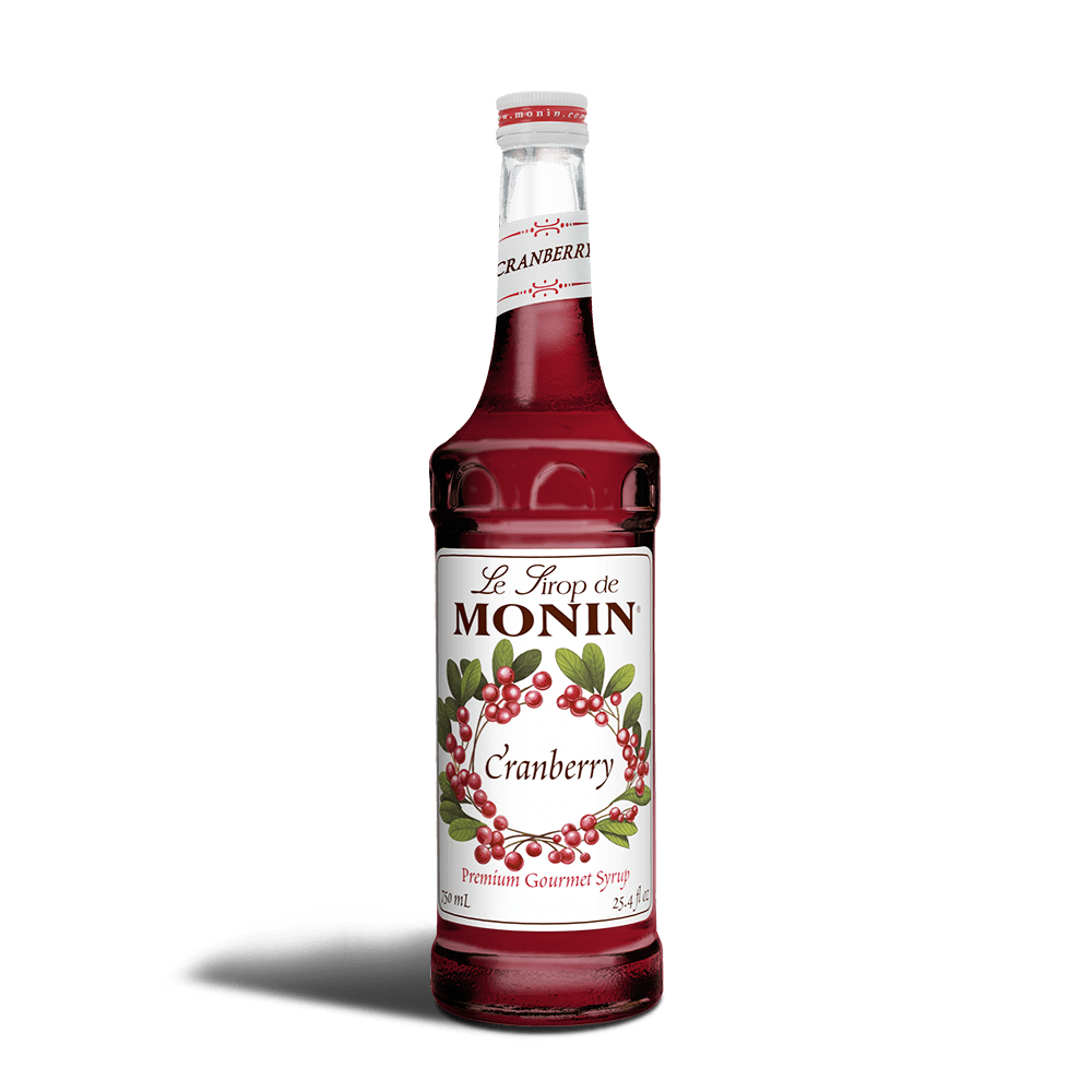 Monin Syrup - Cranberry