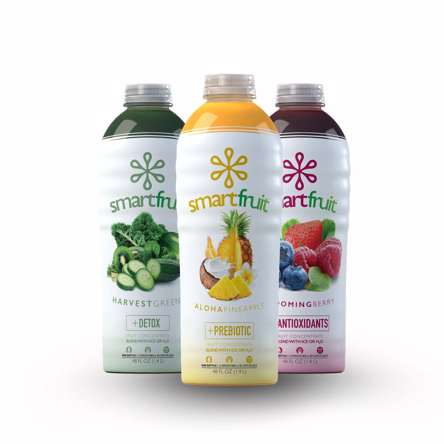 Smartfruit - Fruit Puree - Mixed Case